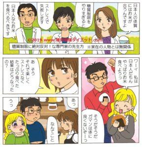 日本人だからお米を食べないとダメだって?糖質制限はストレスが溜まる?ふざけるな!