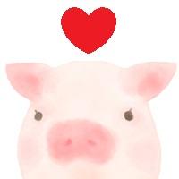 可愛い豚さん