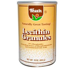レシチン顆粒