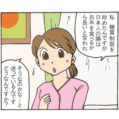 日本人の腸は長い?
